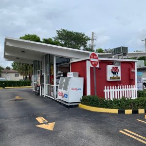 Farm Stores Franchise: Convenience Store with Drive Thru located at Miami Springs, FL