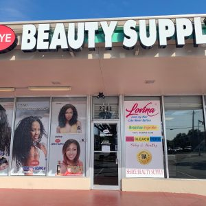 Beauty Supply Store, Ft. Lauderdale FL