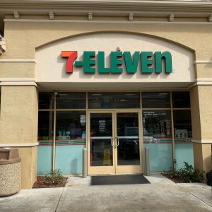 7 Eleven Franchise Convenience Store and Gas Station, Palm Beach FL