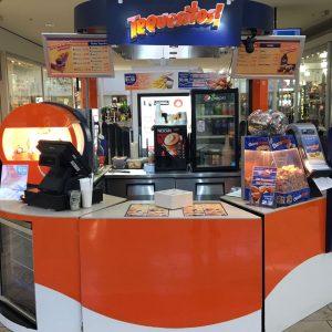 Food Kiosk at Doral, Fl